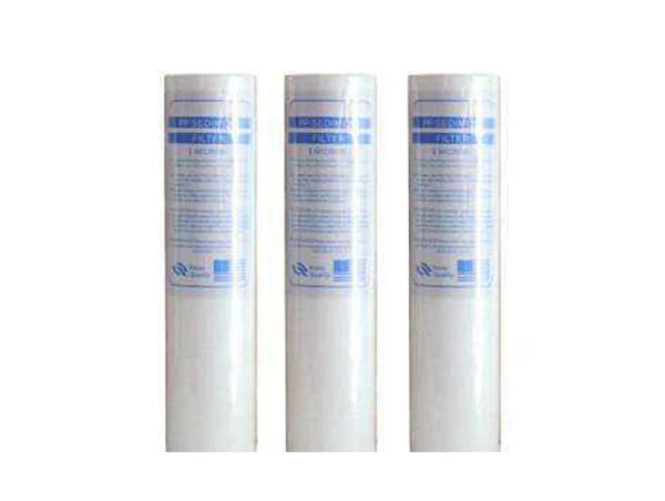 饮用水过滤器材PP专用母料应用